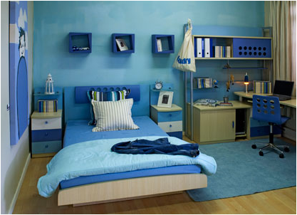 Suscapea big boys bedroom design ideas - Cuartos de bebes decorados ...