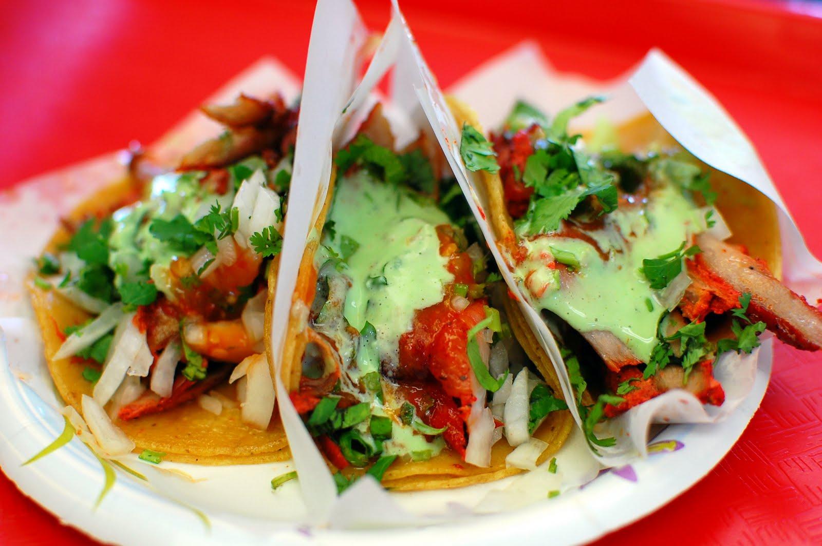 Chomping Board: Tacos El Gordo