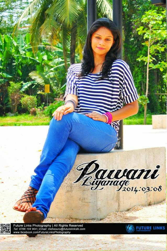 Pawani Liyanage new model