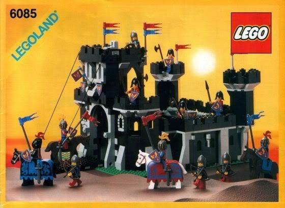 lego burgenland 1984 1991 legoland. Black Bedroom Furniture Sets. Home Design Ideas