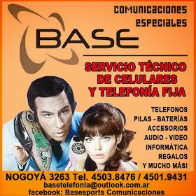 BASE SPORT - COMUNICACIONES ESPECIALES