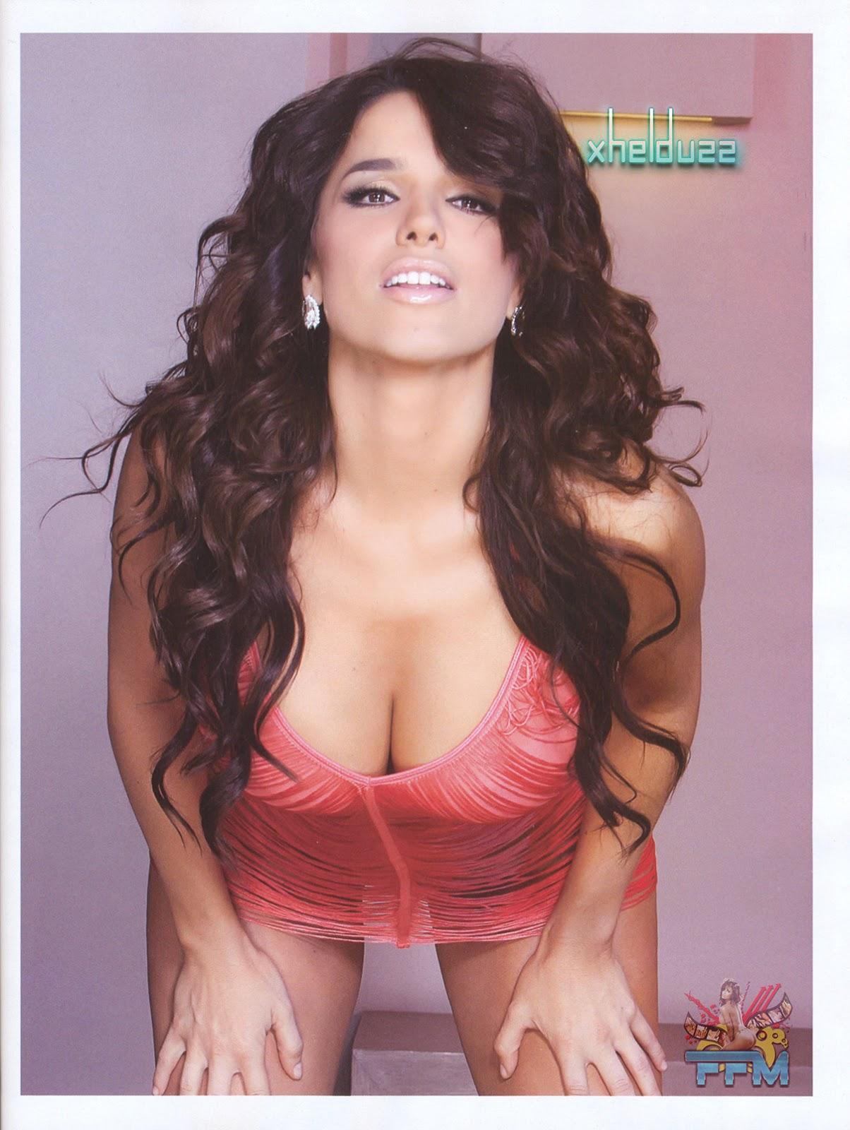 Mariana Rios en Revista H Agosto 2014 | imágenes
