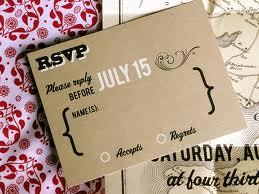 Twende harusini what does rsvp mean in a wedding cards for What dies rsvp mean