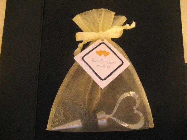 unxia heart wine bottle stopper wedding favors With wine stopper wedding favors