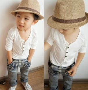 model baju anak laki laki import terbaru