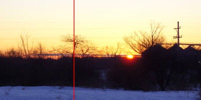 sunrise Feb 17 2009