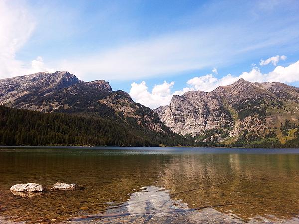 Rockefeller Preserve Phelps Lake