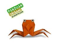 Panduan Membuat Origami Bentuk Kepiting