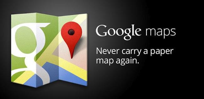 Google Maps 8.1 para Android añade más información para las rutas en coche y la capa de relieve