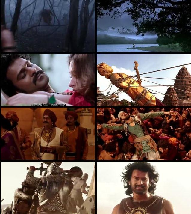 Baahubali 2015 Hindi 480p BRRip ESub