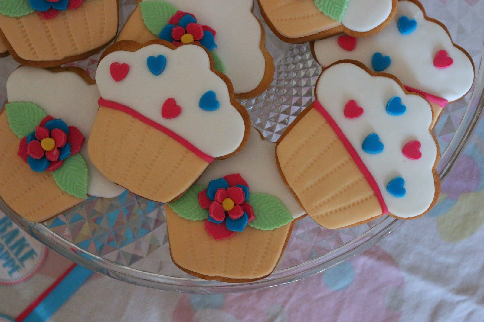 biscotti decorati baby shower