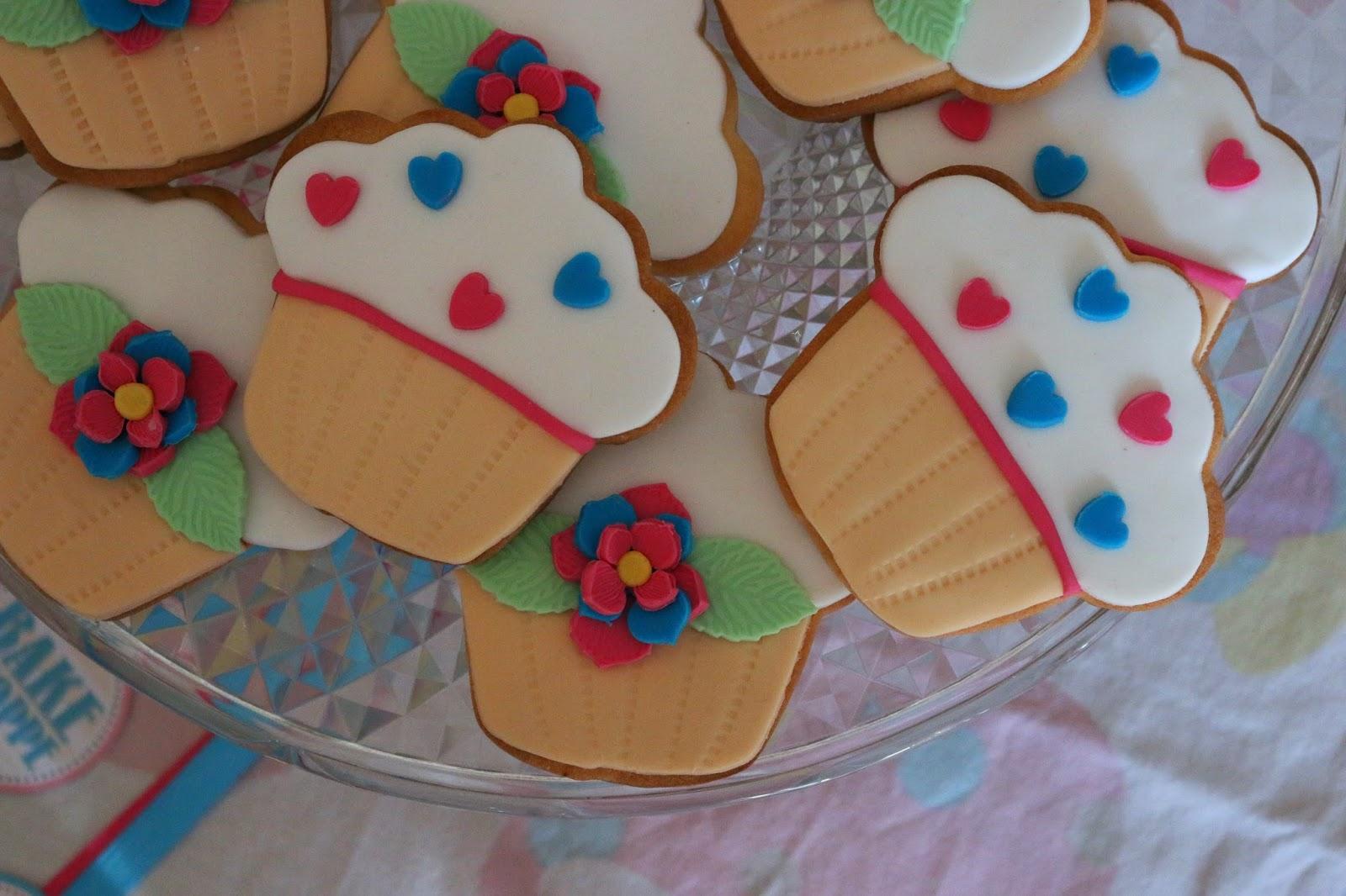 biscotti decorati baby shower