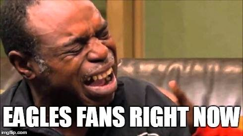 eagles fans right now