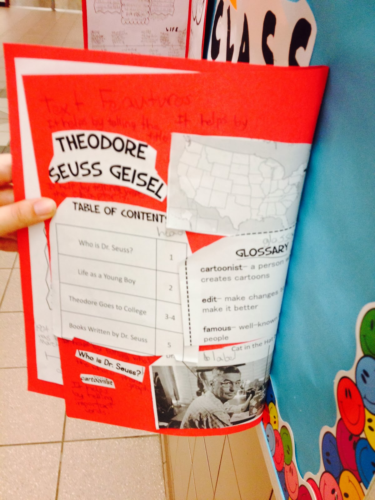 dr seuss report This worksheet, perfect for dr seuss day, or for christmas, includes part of one of the most well-known verses from dr seuss's wonderful story the grinch who stole christmas, and asks children what christmas means for them.