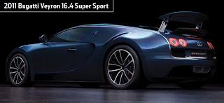 Bugatti Veyron 16.4 Supersport