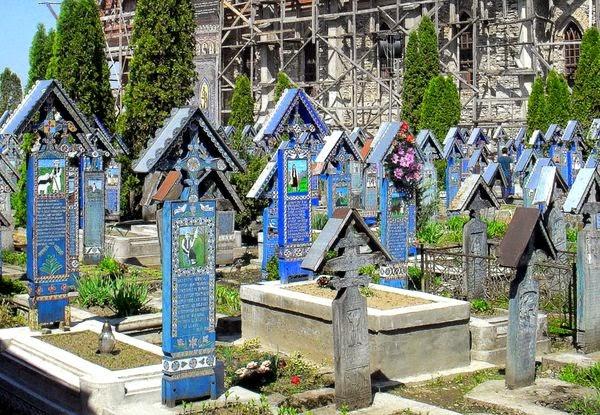 Merry Cemetery - Romania 5