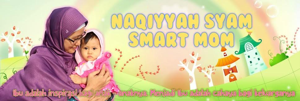 Naqiyyah Syam - Smart Mom
