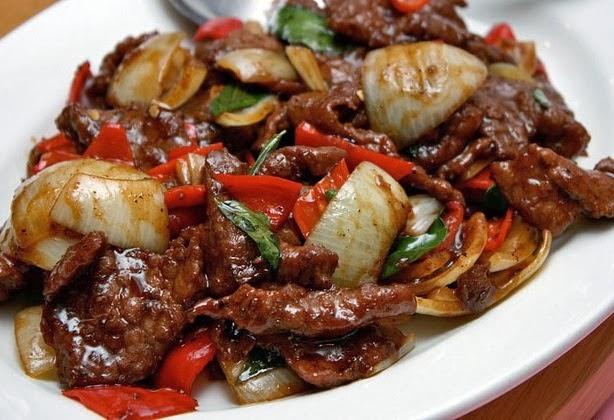 Resep dan Cara Membuat Tumis Daging Bumbu Iris