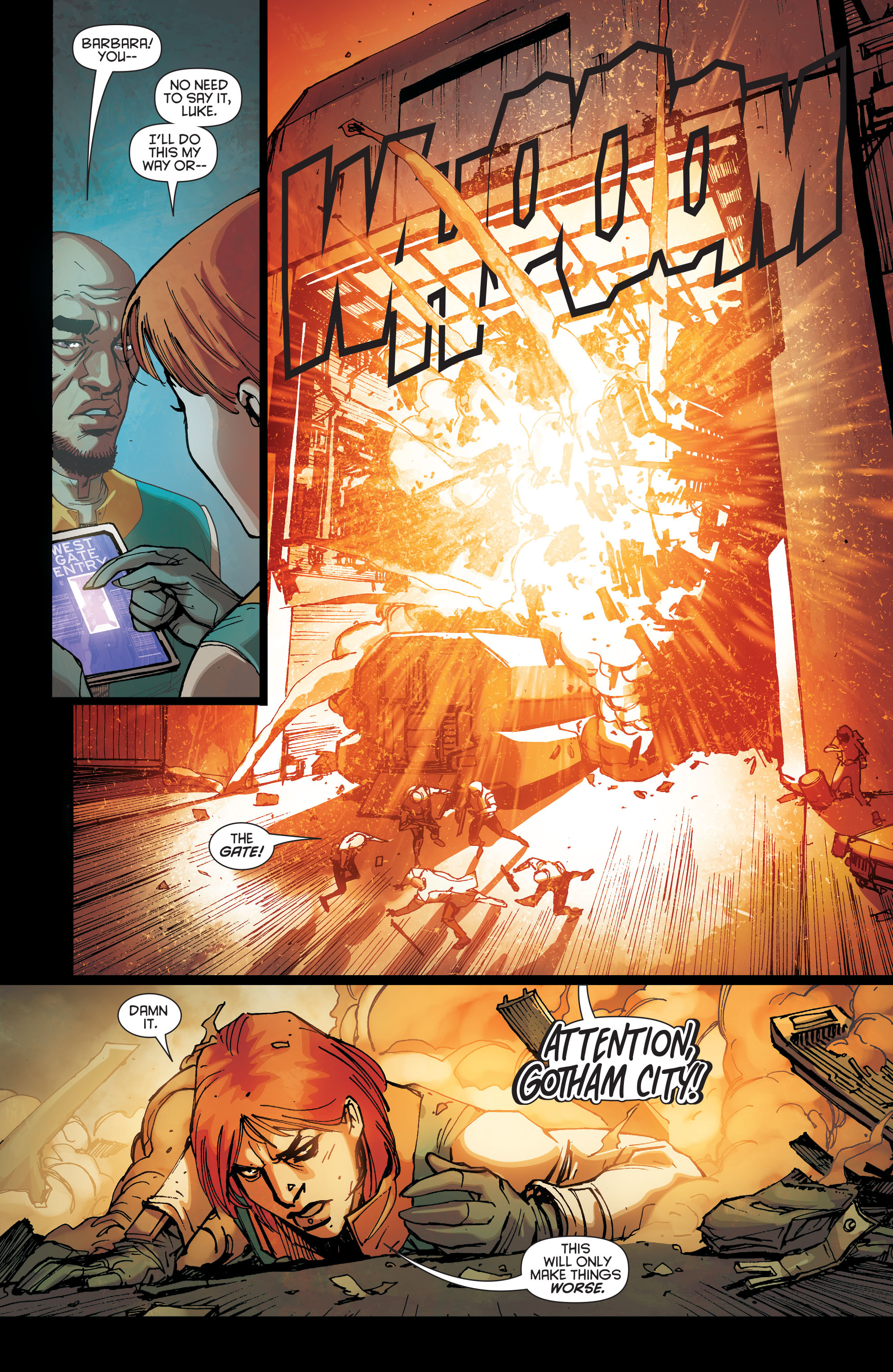 Batman Beyond (2015) Issue #10 #10 - English 14
