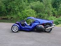 Campagna T-Rex Extreme Blue Base Model
