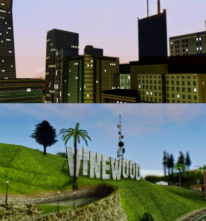 GTA SA - ENB Graphic Unity V4 Final