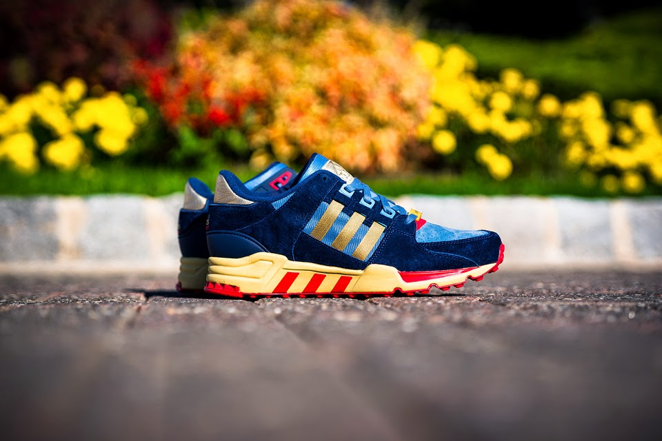 Packer Shoes x adidas Originals EQT Running Support