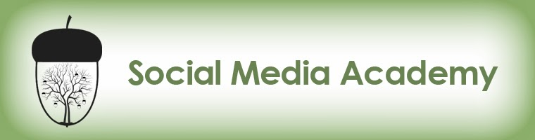 Social Media Academy Training Courses