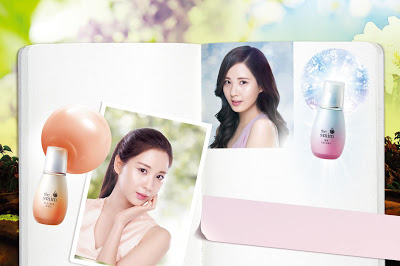 Seohyun The Face Shop 01