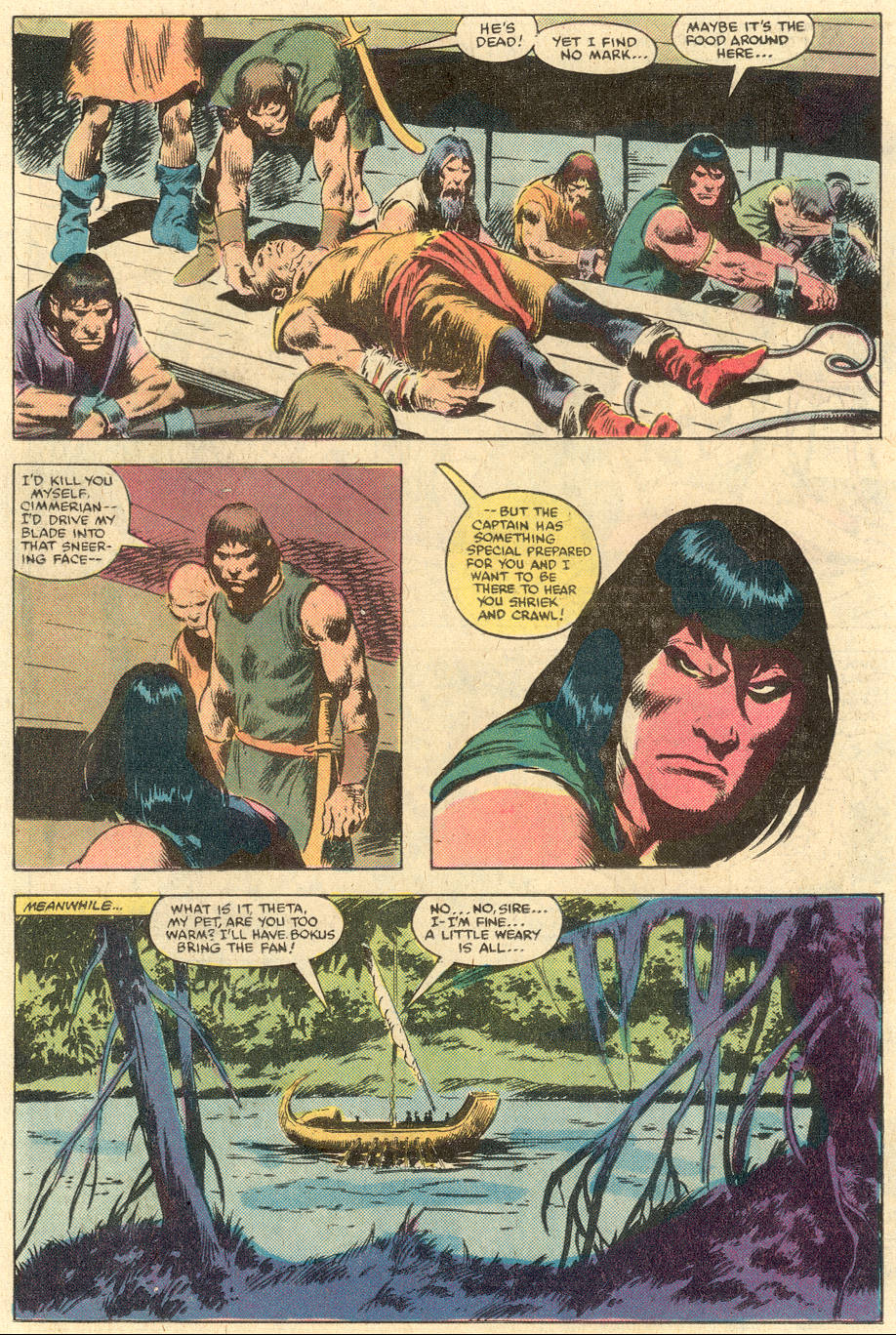 Conan the Barbarian (1970) Issue #140 #152 - English 14