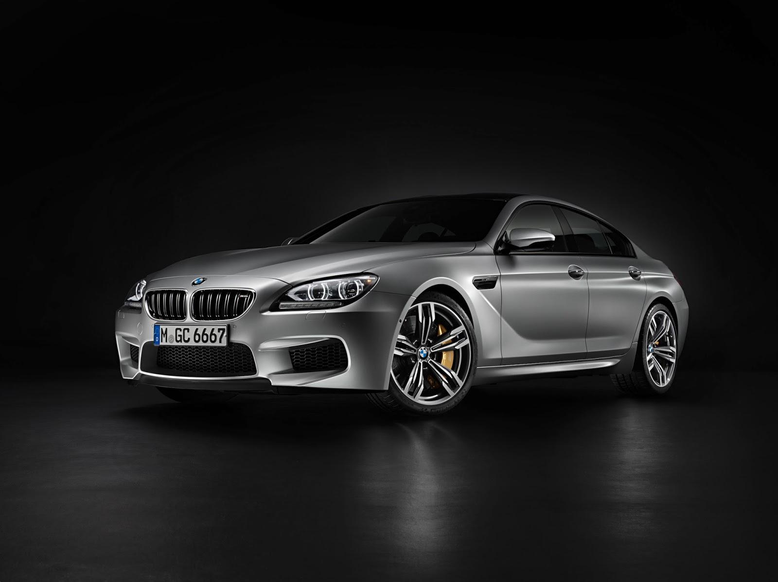 BMWの壁紙 M6グランクーペ