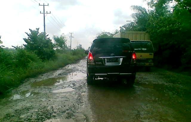 Jalan Raya Prokimal, Kotabumi, Lampung Utara