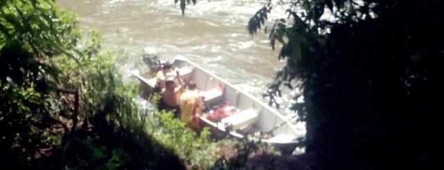Iretama: Homem morre afogado no Rio Muquilão