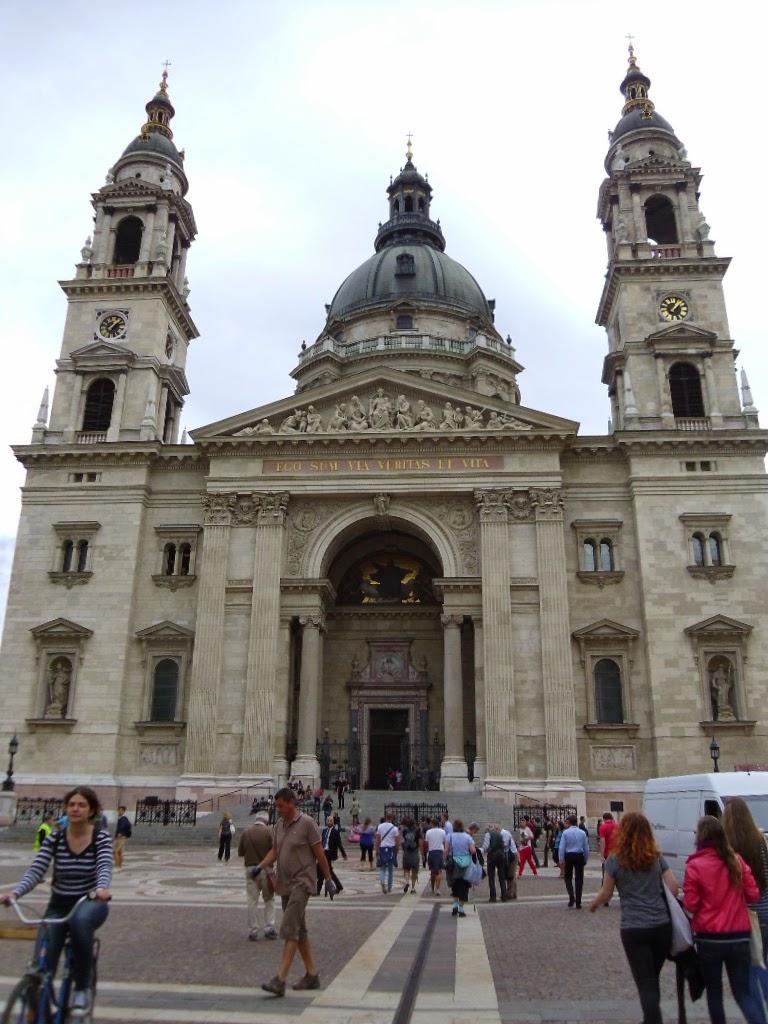 Basílica de Santo Estevão Budapeste