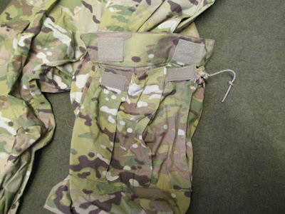 US ARMY MULTICAM COLD WEATHER SOFT SHELL TROUSERS c