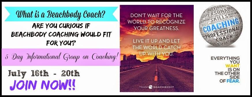 what is a beachbody coach?