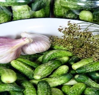 Recipe of Cucumber Salad