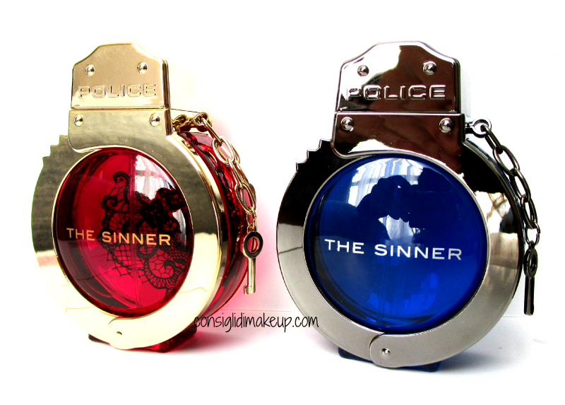 Nuove fragranze Police: The Sinner for him & for her