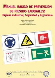 Manual, Básico,Prevención,Riesgo, Laborales
