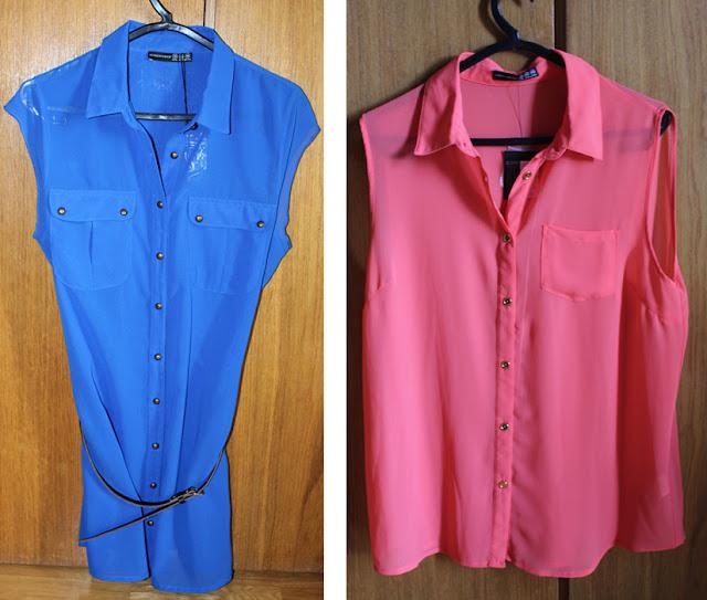 Camisas Primark Primavera 2013