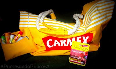 Carmex Prize Pack