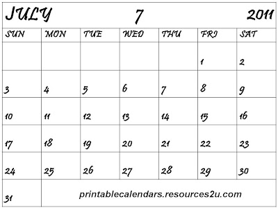 for Calendars and Blank Calendars Planners: for 2011 Calendars
