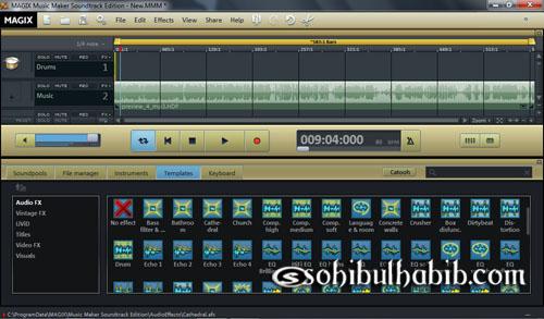 magix music maker soundtrack edition serial number