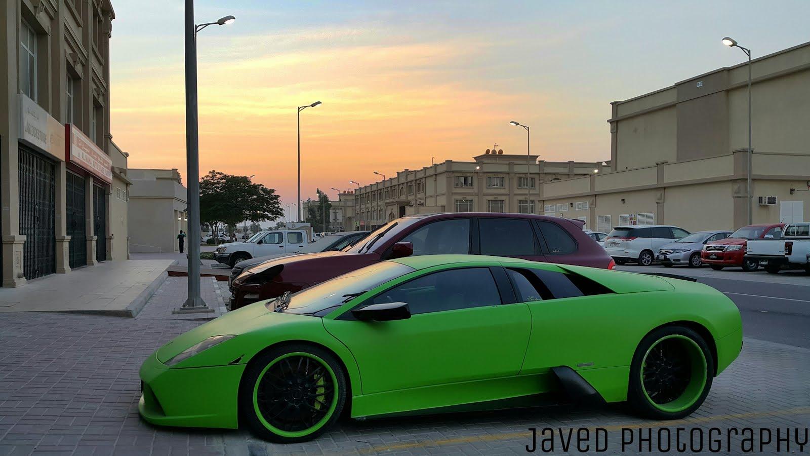 Lamborghini Murcielago spotted In Qatar | Best Cars