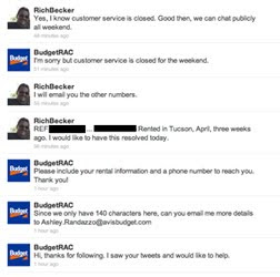 Customer Service Fail