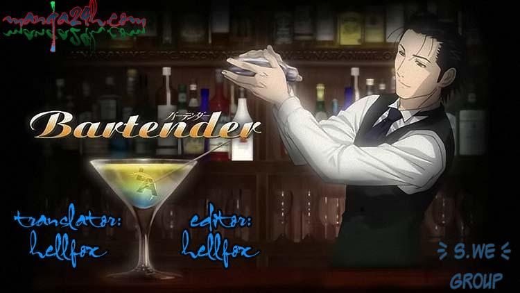 Bartender chap 34 Trang 1 - Mangak.info