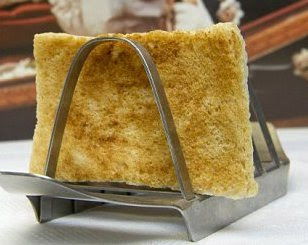 Slice of toast from Prince Charles breakfast on day of his marriage to Princess Diana