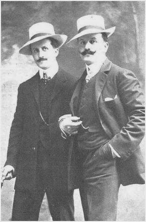 Hermanos Álvarez Quintero - Sevilla