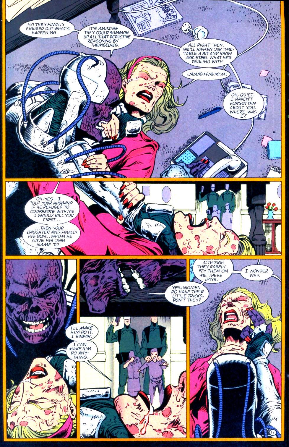 Deathstroke (1991) Issue #56 #61 - English 18