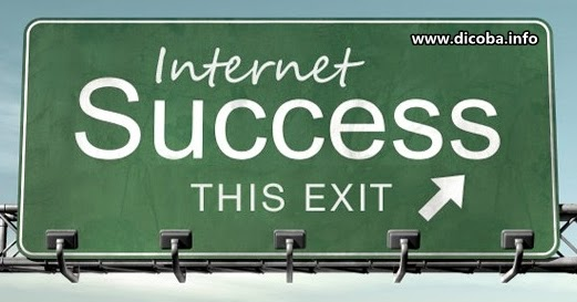 Jadilah Blogger Success - Dicoba.Info