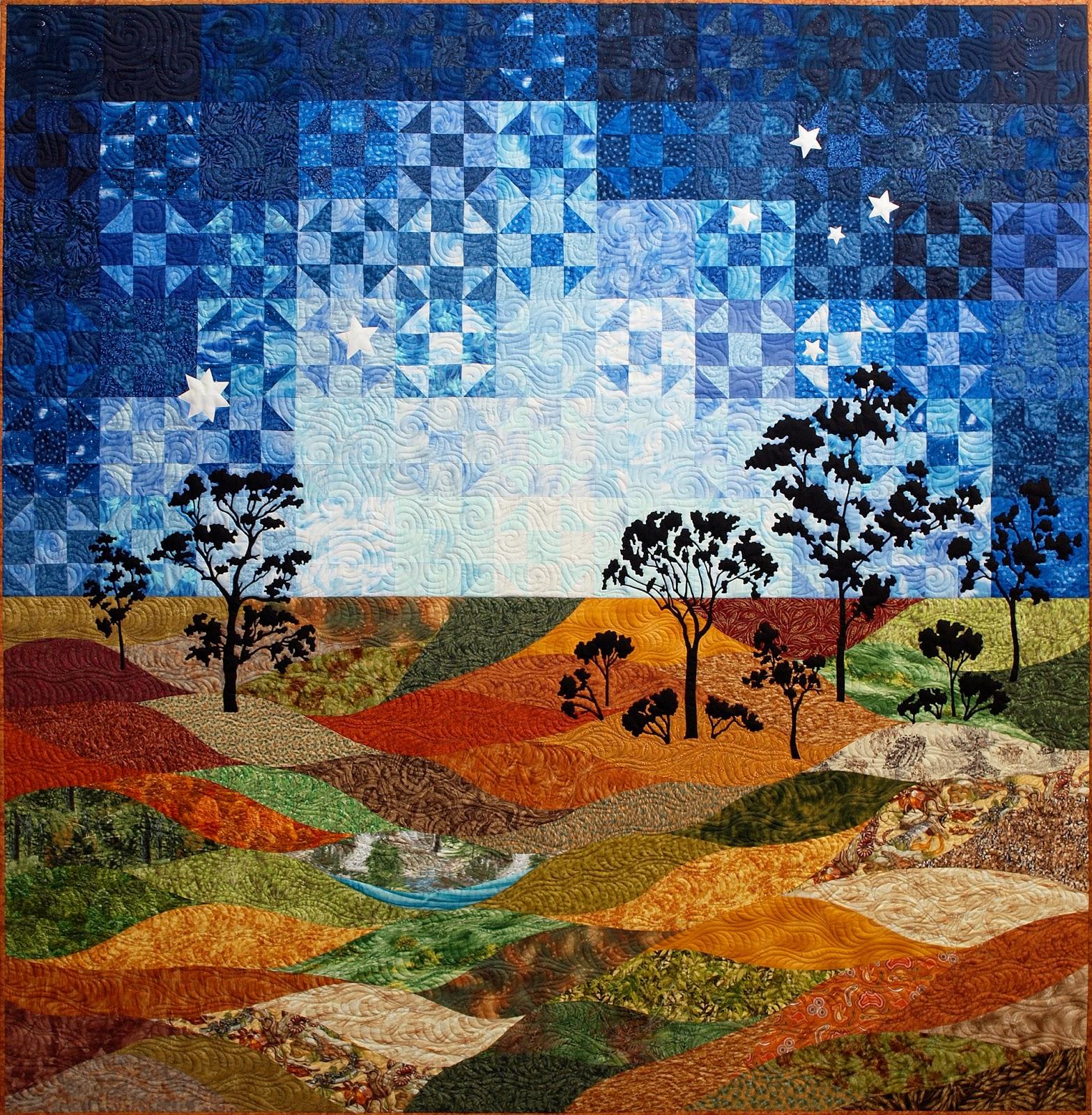 Sampaguita Quilts: Nature's Gift : nature quilt - Adamdwight.com